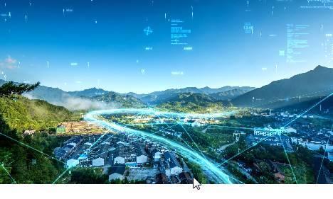 科技兴农乡村城镇发展建设视频素材AE模板 企业宣传-第1张